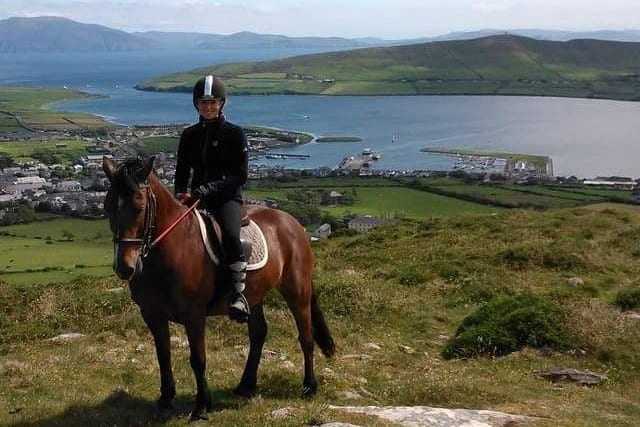 Starting Riding Holiday in Dingle