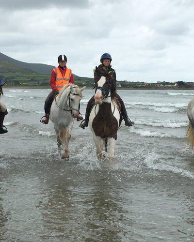 Horse Treking in Ireland