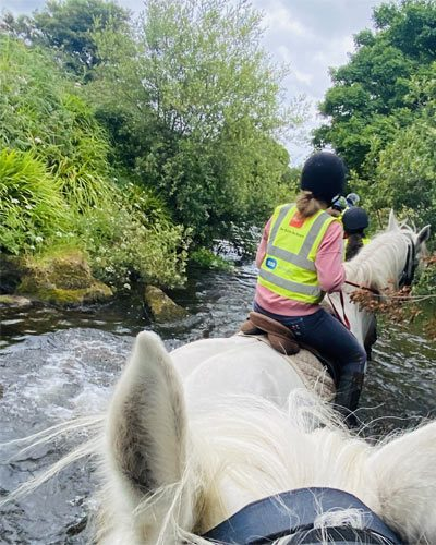 The Gaeltacht River Trail with Dingle Horse Riding