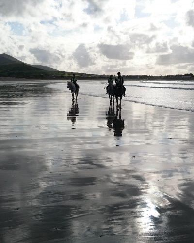 Great Blasket Islands Horse Riding